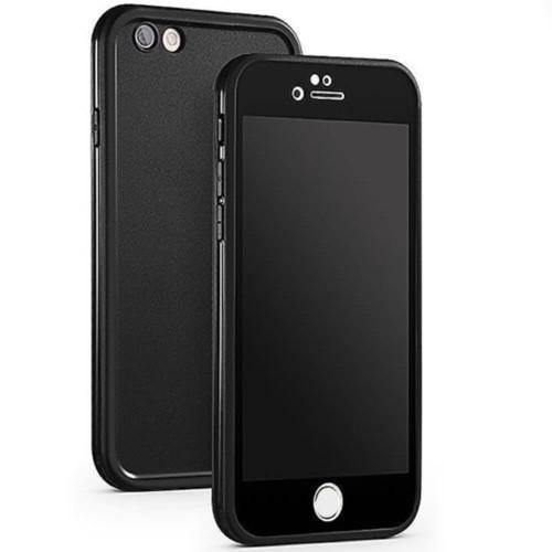 Apple iPhone Black Waterproof TPU Case For X