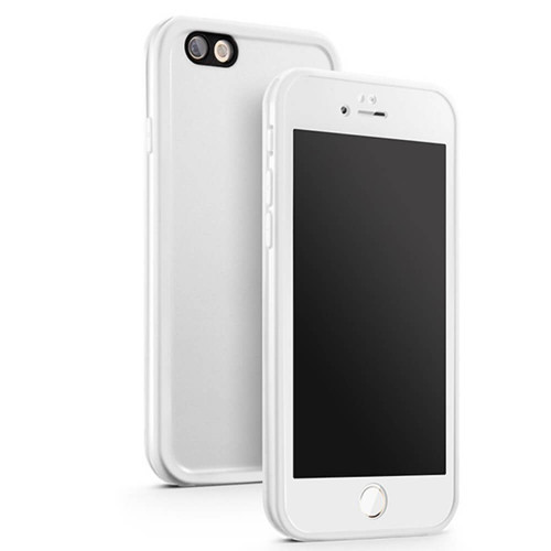 Apple iPhone Clear Waterproof TPU Case For X