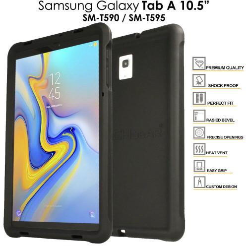 Rugged Soft Silicone Kids Shock Bumper Case for Samsung Galaxy Tab A 10.5 T590