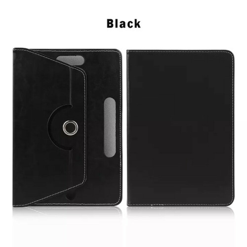 Black 360 rotate stand PU leather Samsung Galaxy Tab PRO 10.1 T520 T521 T525