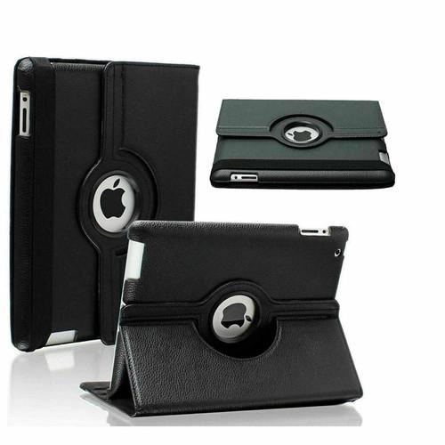Black 360 rotate smart case Apple Ipad Mini 4