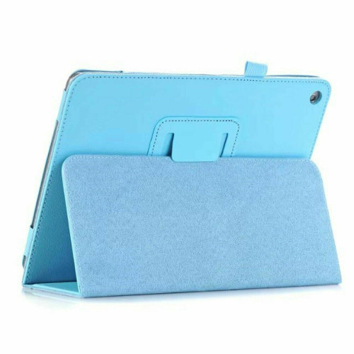 Smart Leather Tablet Stand Sky Blue Case forApple iPad Mini 4 Case