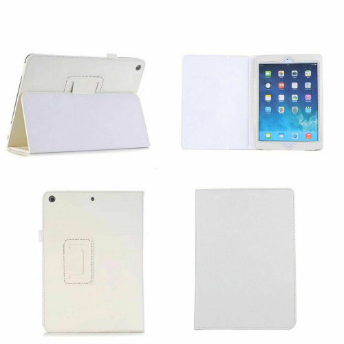 Smart Leather Tablet Stand White Case for Apple iPad Mini 4 Case