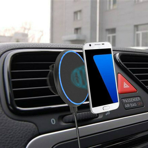 Apple iPhone 12 Pro Max Magnetic Wireless Car Charger