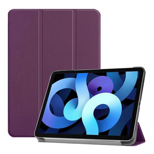 Purple premium smart book stand Cover iPad Air 4 10.9 for Apple iPad Air (2020) Case