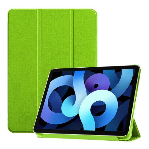 Green premium smart book stand Cover iPad Air 4 10.9 for Apple iPad Air (2020) Case