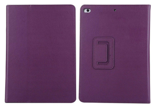 Purple flip stand cover Case for iPad Air / iPad 5