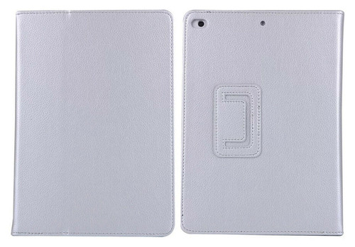 Silver flip stand cover Case for iPad Air / iPad 5