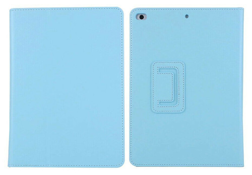 Sky blue flip stand cover Case for iPad Air / iPad 5