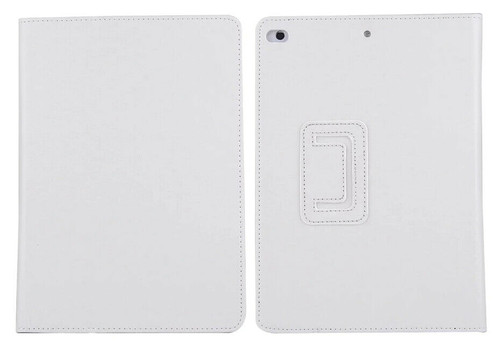 White flip stand cover Case for iPad Air / iPad 5