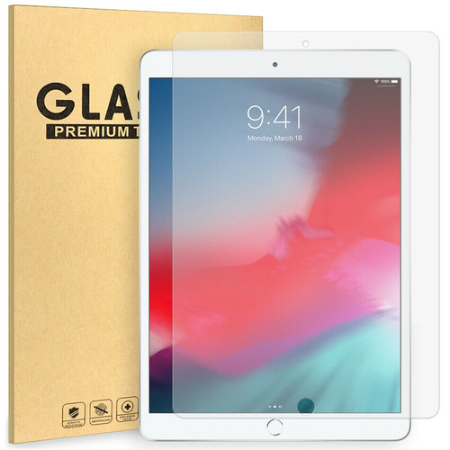 Tempered glass screen protector for iPad Air / iPad 5