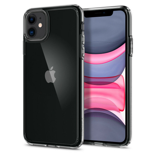 Spigen Apple iPhone  11  crystal clear Ultra Hybrid Protection Series