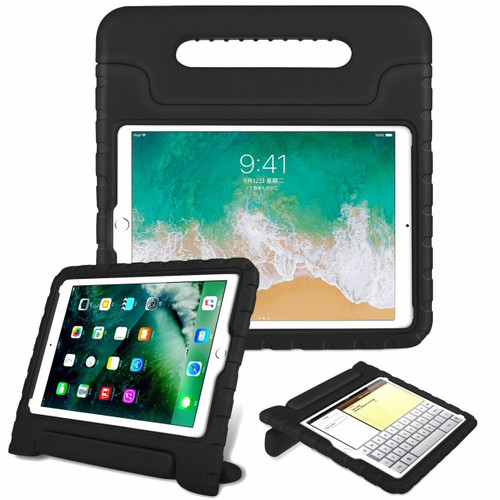 Black tough kids shockproof Eva foam stand case iPad Air 2 2014