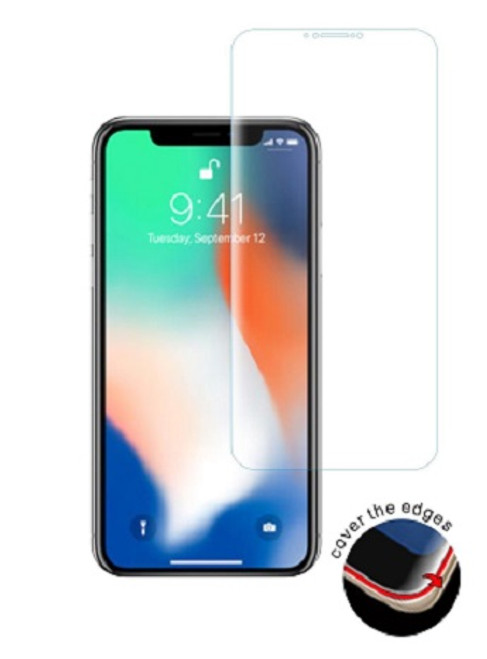 Apple iPhone XS Full Screen Face Curved TPU Screen Protector Cover