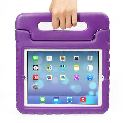 Apple iPad air 2 2014Kids Purple Shockproof  EVA Foam Stand Case