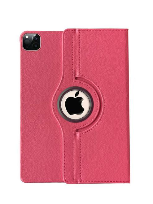 Pink 360 rotate smart case Apple iPad Pro 11 (2020)