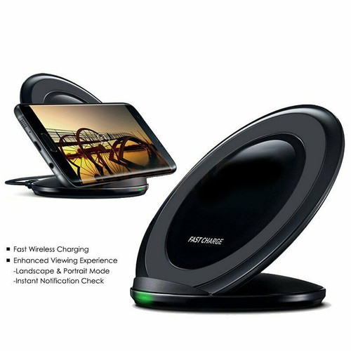 Samsung Galaxy s20 20 plus Wireless Fast Charging Inductive  Stand