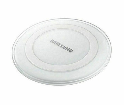 Apple iPhone 11 pro max White  QI Wireless Charger  Pad