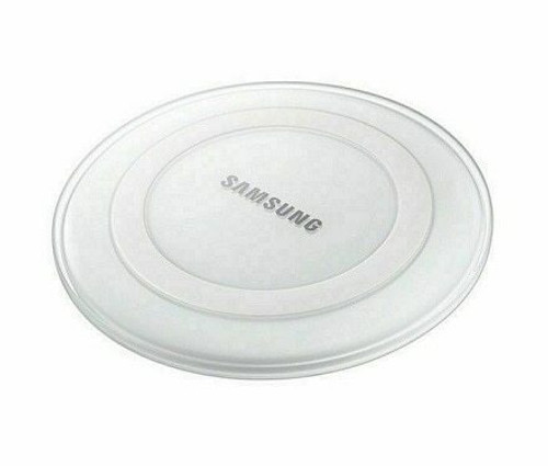 Apple iPhone 12 pro max White  QI Wireless Charger  Pad