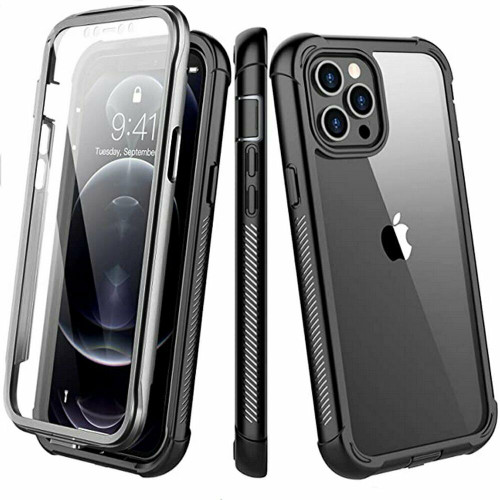 Full-Body Drop Proof Shockproof Case for Apple iPhone  12 Pro Max