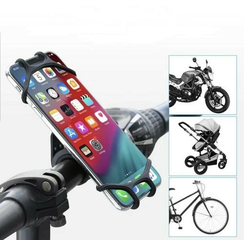 360 pushchair Bicycle Phone Holder Mountain Road Bike Handlebar Mount Bracket