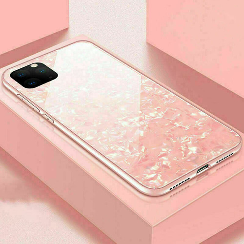Glitter Marble Case For iphone 11 pro max pink