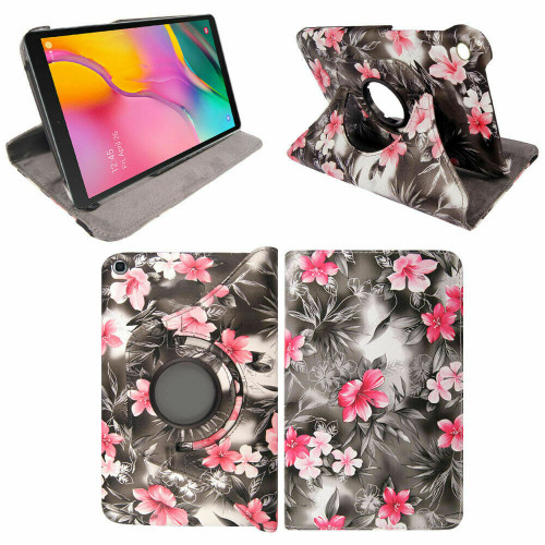 Pink grey slim Leather Smart Stand Protective Cover for Samsung Galaxy Tab S7 T870 T875 T876B