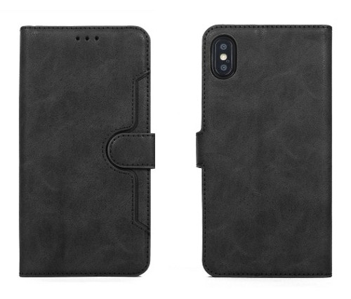Leather Flip Wallet Case Premium Cover Mobile Protector  for Apple iPhone 11Pro max