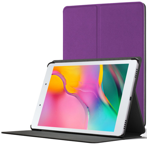Samsung Galaxy Tab A 8.0 2019 Case  Cover for Tab A 8.0 T290 T295 Purple