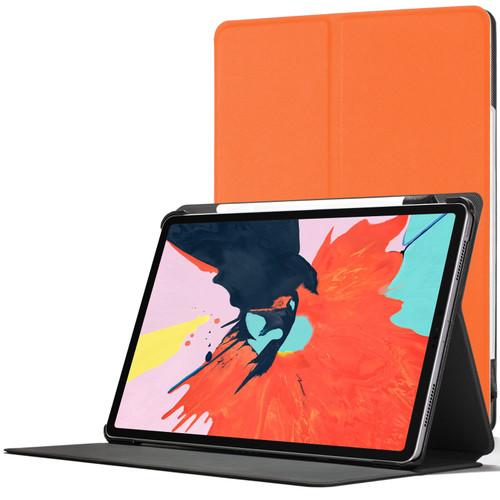 Apple iPad Pro 12.9 inch 2018 Smart Case  Protective Case Cover Stand Orange