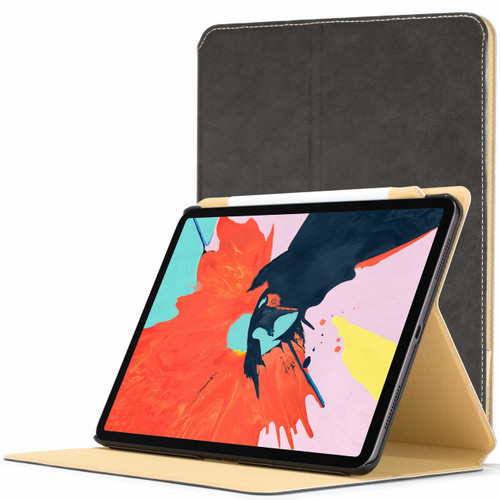 Apple iPad Pro 11 inch 2018 Case grey Magnetic Protective Smart Case Cover Stand