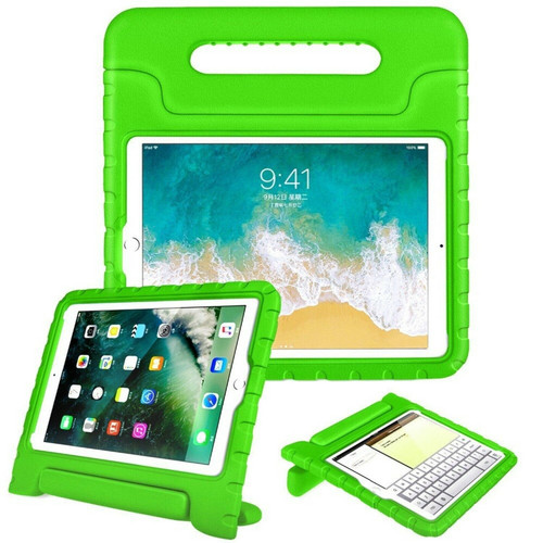 Green Tough Kids shockproof EVA Foam Stand case  cover for Apple iPad  pro 11 2018