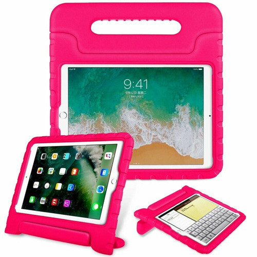 Pink Tough Kids shockproof EVA Foam Stand case  cover for Apple iPad  pro 11 2020