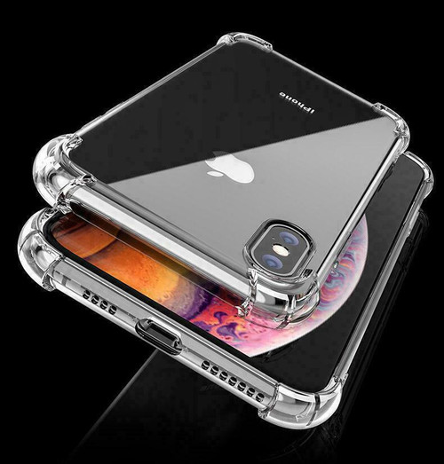 Clear back Shockproof Case For iPhone  pro max