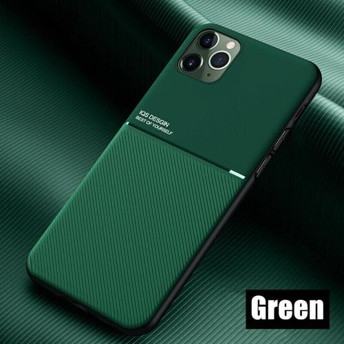 Apple iPhone  11 green Matte Shockproof Case