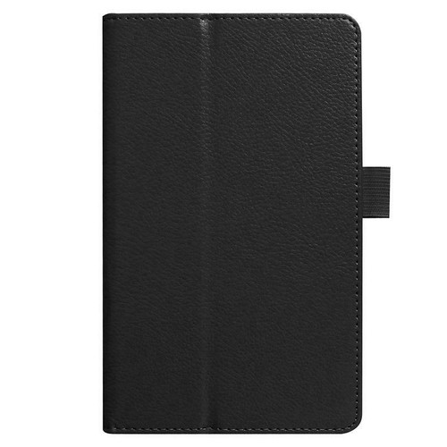 Amazon kindle Fire HD 8(2018) black Flip Magnetic Smart Leather Stand Case Cover