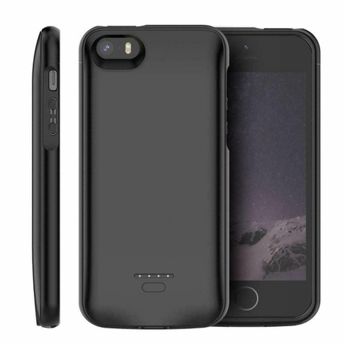 4000mAh Portable Charger Case Slim Battery Pack Power Bank For iPhone 6S/6