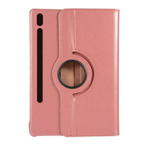 "Samsung Galaxy Tab A 8.0"" 2019 SM-T290 T295 360 Rotating Stand rose gold  Case"