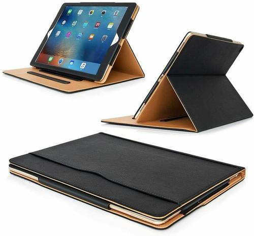 Premium Leather TAN Magnetic Case Cover  for apple ipad mini 5