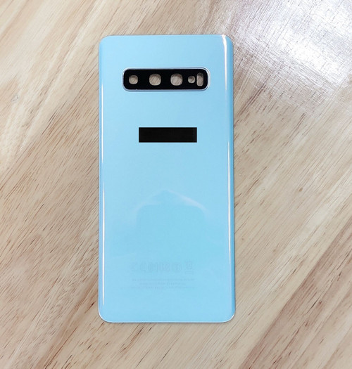 Replacement Samsung Galaxy S10 white Rear Glass Back Battery Cover