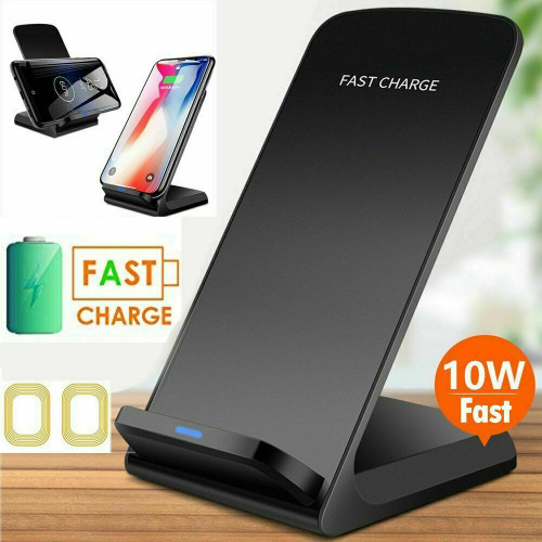 Samsung galaxy S21 plus Qi Fast Wireless Charger Charging Pad