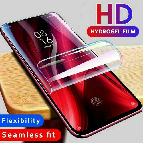 For SAMSUNG Galaxy S21 Ultra 5G TPU Hydrogel FILM Screen Protector