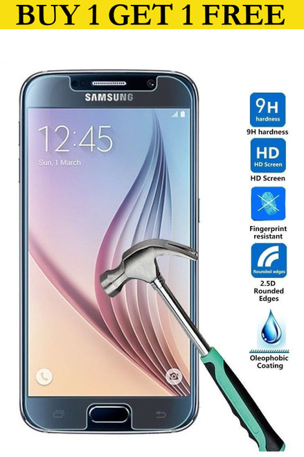 Samsung Galaxy J3 Tempered Glass Screen Protector