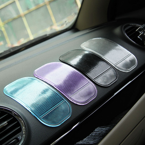 Blue Car Sticky Holder for all Phones