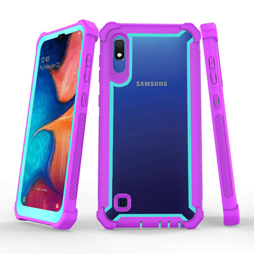 For Samsung A21s 2020  Shockproof Hybrid Rugged Case Cover
