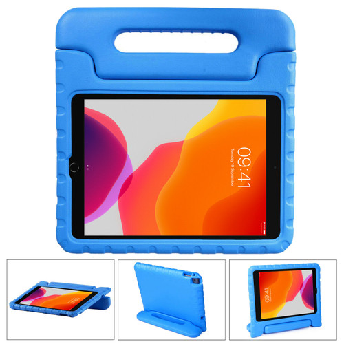 Copy of Apple iPad 10.2 (8th Generation) 2020 Blue Kid Shockproof Handle Stand Case