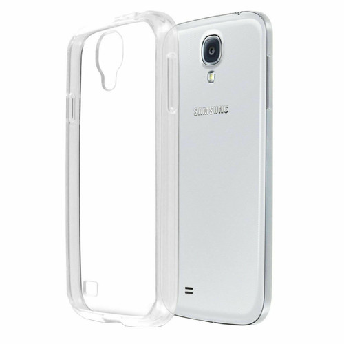 Samsung Galaxy S4 Clear Silicone Case TPU Transparent Rubber Gel Cover