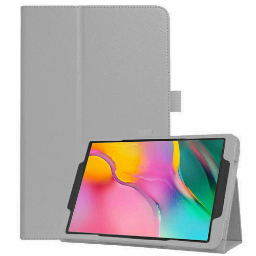 Samsung Galaxy Tab A7 10.4 2020 T500 T505  grey Smart 360 Folding Stand Cover