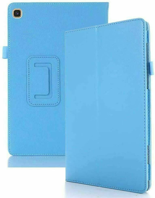 Samsung Galaxy Tab A7 10.4 2020 T500 T505  Smart  sky blue Folding Stand Cover