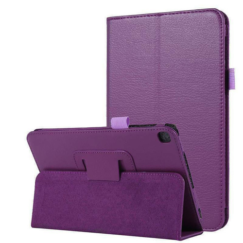 Samsung Galaxy Tab A7 10.4 2020 T500 T505  Smart  purple Folding Stand Cover